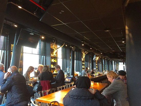 clouds hamburg picture of clouds heaven 39 s bar kitchen hamburg tripadvisor. Black Bedroom Furniture Sets. Home Design Ideas