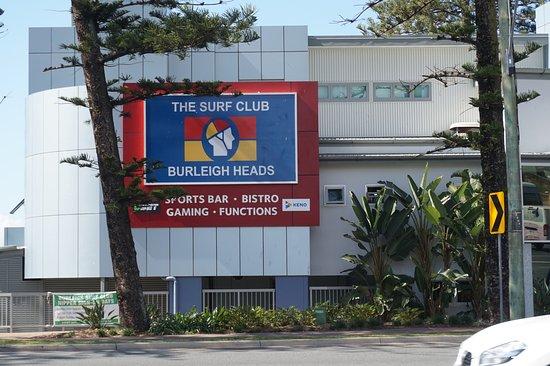 Burleigh Heads Beach Burleigh Heads Surf Club