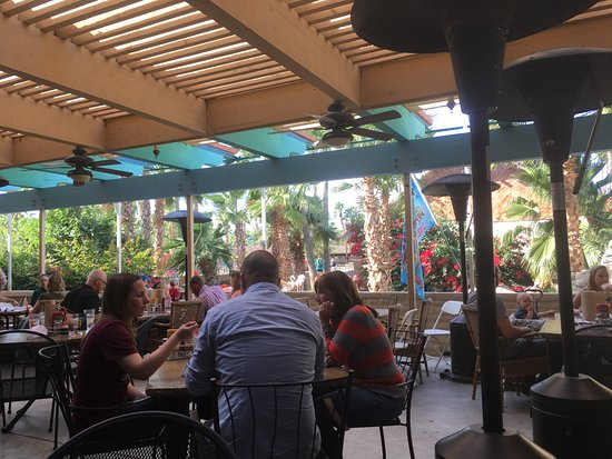 Litchfield Park, AZ: Patio