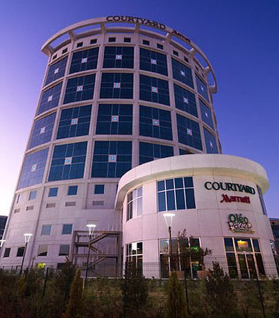 Courtyard istanbul international airport hotel reviews for Guest house harbiye