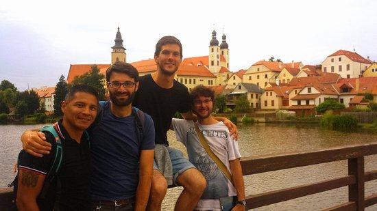 Telc, Tjeckien: vistazo