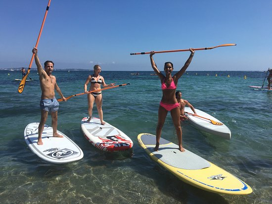 Paddle Cannes Island Feeling
