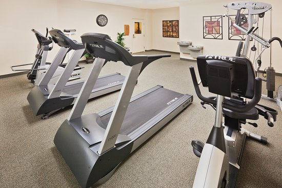 Candlewood Suites Mcalester: Fitness Center