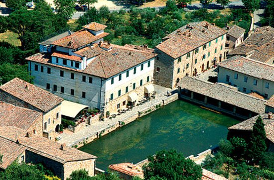 Albergo Le Terme - Prices & Hotel Reviews (Bagno Vignoni, Italy ...
