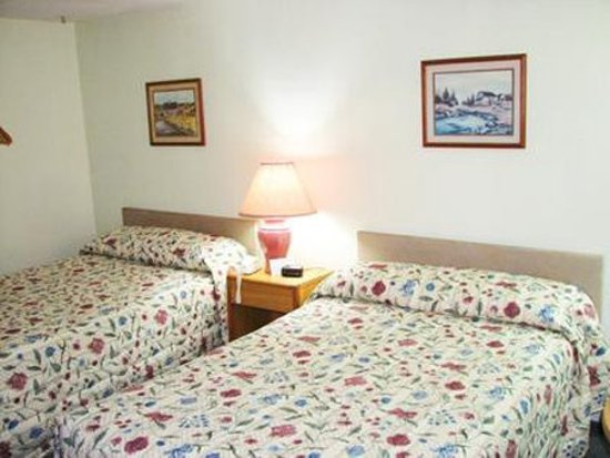 The Admiral Motel: Guest Room