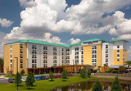 SpringHill Suites Orlando at SeaWorld®: Exterior