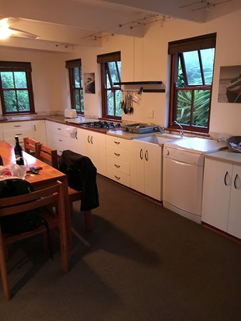 Wilderness, แอฟริกาใต้: kitchen, apartment