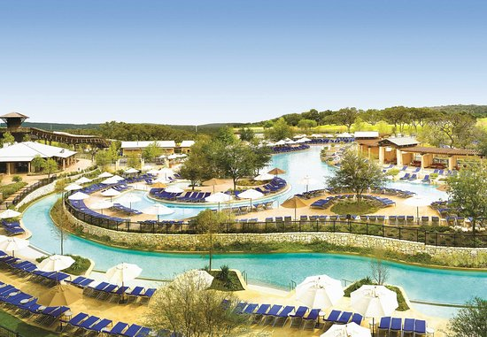 Jw Marriott San Antonio Hill Country Resort Amp Spa Tx