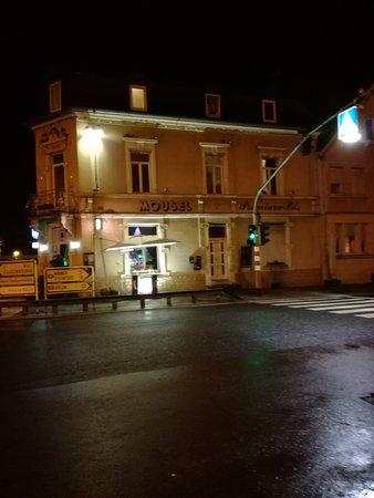 Strassen, Luxemburg: A nice warm welcome