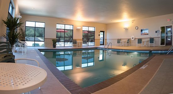 Woodstock, VA: Indoor Pool