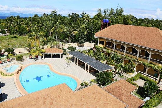 Turtle Bay Dive Resort: Pool-view