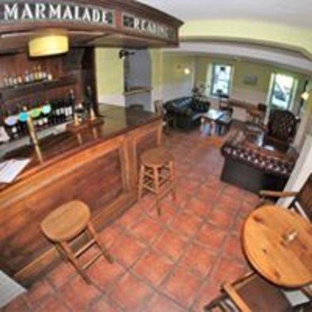 Wigtown, UK: Bar