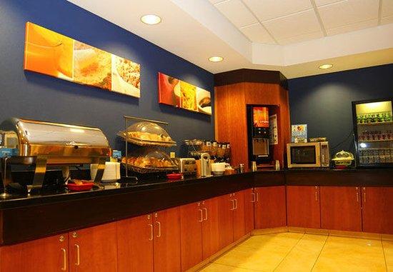 Schertz, TX: Breakfast Buffet