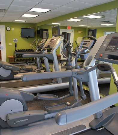 Weatherford, TX: Fitness Center