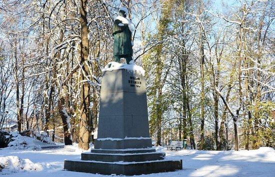 Monument to Villem Reiman