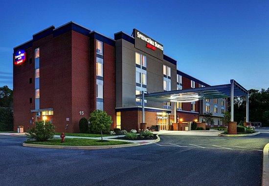 SpringHill Suites Harrisburg Hershey: Exterior