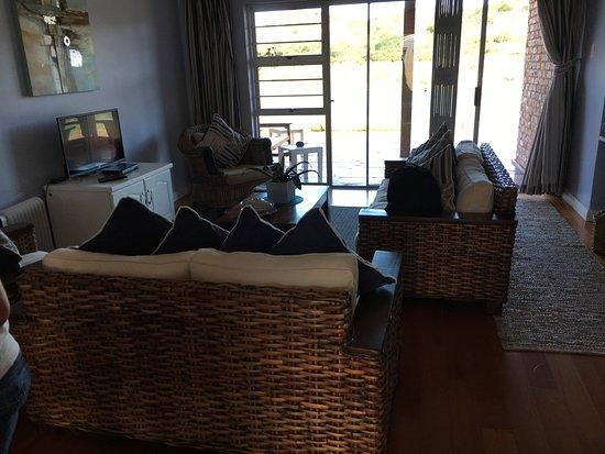 Colchester, Sudáfrica: lounge