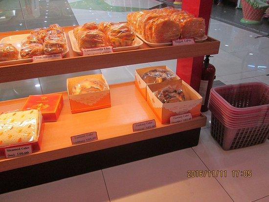 Las Pinas, Philippines: シフォンケーキ