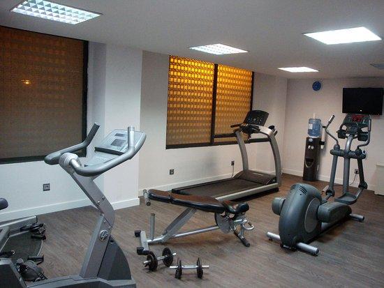 Salle De Gym Bild Von Hotel Palma Bellver Managed By Melia Palma