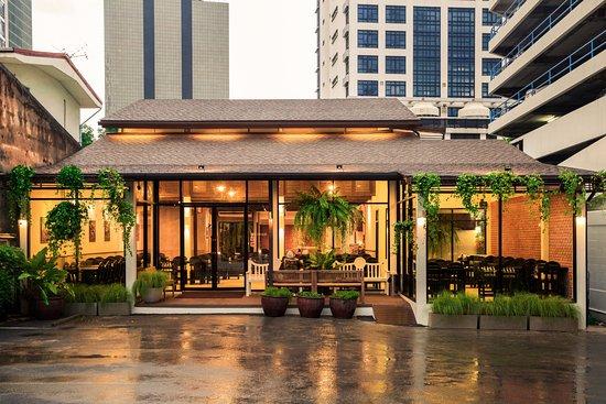 Photo of Asian Restaurant Baan Somtum at 9/1 Soi Sriviang, Pramuan Road, Bangkok 10140, Thailand