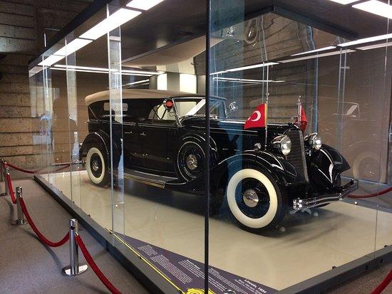 Used >> Car Used By Mustafa Kemal Ataturk Anitkabir Ankara Resmi