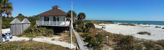 Boca Grande, Floryda: Lighthouse view