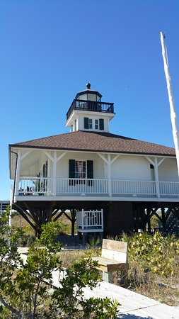 Boca Grande, Floryda: Lighthouse