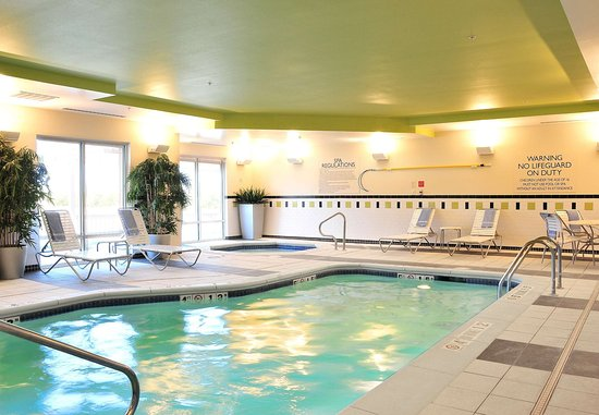 North Platte, NE: Indoor Pool & Spa
