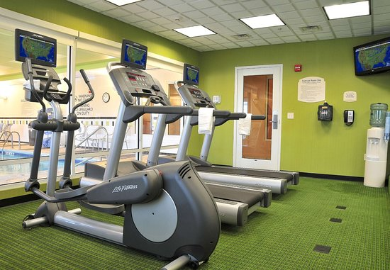 North Platte, NE: Exercise Room