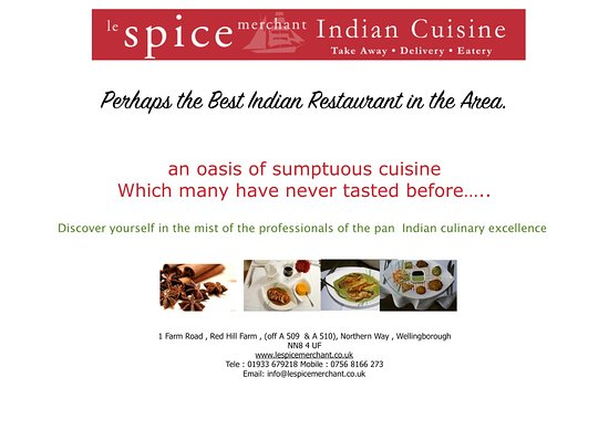 le spice merchant christmas poster www lespicemerchant co uk