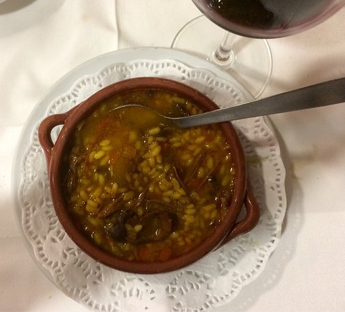 Espartinas, Spain: Un arroz con Paloma, espectacular!!!!
