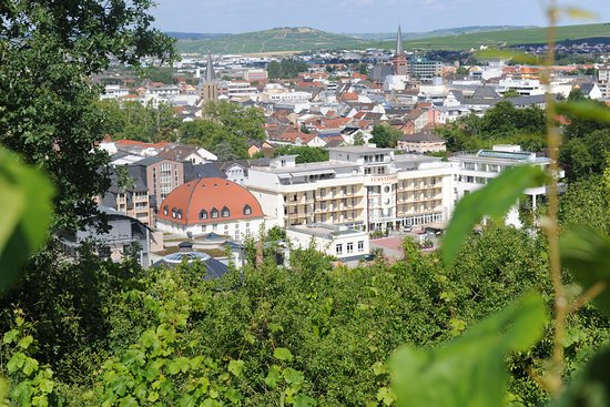 Hotel Furstenhof In D  Bad Kreuznach