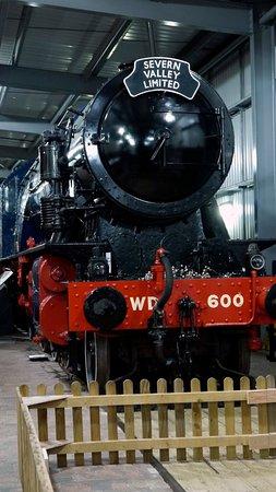Kidderminster, UK: Another fine engine