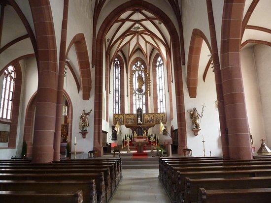 St. Johannes Baptista: St. Johannes, Hammelburg