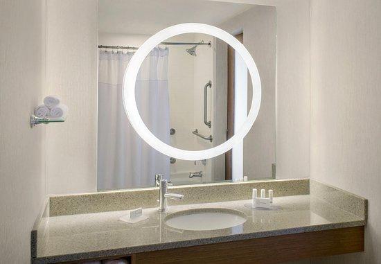 Bellport, NY: Accessible Guest Bathroom