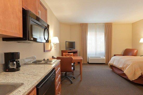 Candlewood Suites Enterprise: King Bed Guest Room