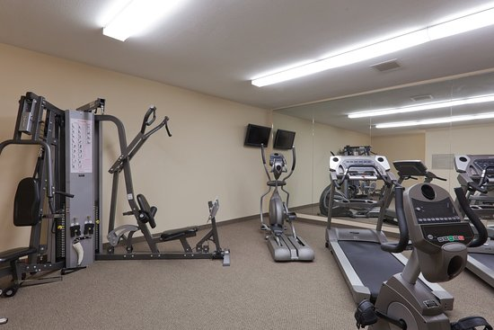 เอนเตอร์ไพรซ์, อลาบาม่า: Fitness Center