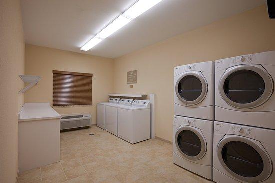 เอนเตอร์ไพรซ์, อลาบาม่า: Laundry Facility