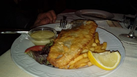Benahavís, España: Tempura fried fish