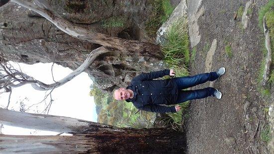 Woodend, Australien: Hanging Rock Reserve