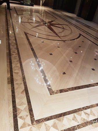Beautiful Floors beautiful floors - picture of taj lands end mumbai, mumbai (bombay
