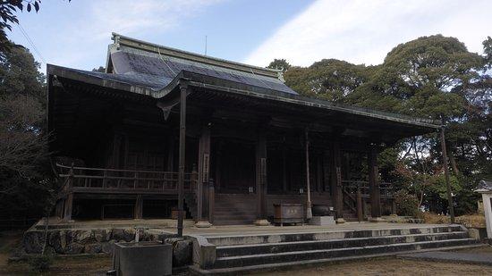 Mt. Gobusan Komyoji Temple