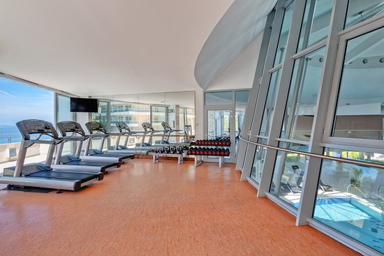 Podstrana, Kroasia: Fitness room