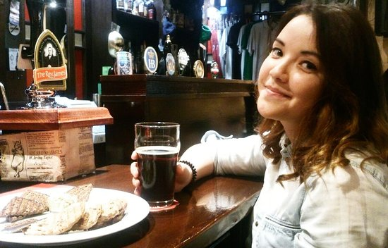 The Telegraph Pub : Вкусно, не дорого, соответствие качества ценам