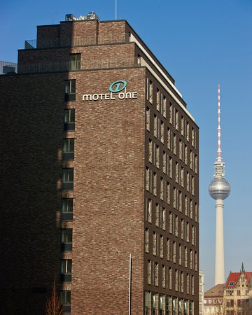 Motel One Berlin Spittelmarkt