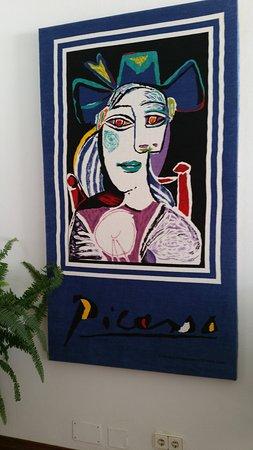 Haría, España: Picasso