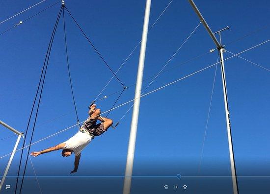 Port Saint Lucie, FL: Trapeze