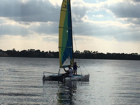 Port Saint Lucie, FL: Sailing