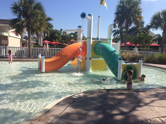 Port Saint Lucie, FL: Kids Pool Area