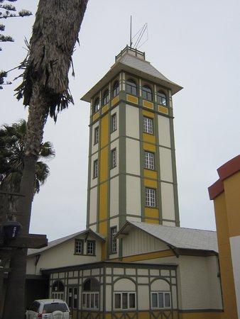 Woermannhaus : Turm